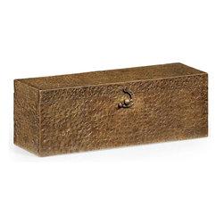 Jonathan Charles - New Jonathan Charles Box Bronze Metal Brass - Product Details