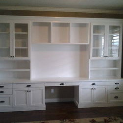 Custom Furniture - Sean's Woodworking