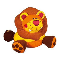 Wesco - Wesco Lenny the Lion Cuddly Animal - 20016 - Shop for Pillows and Shams from Hayneedle.com! The Wesco Lenny the Lion Cuddly Animal may be the king of the jungle but he hasn't let it go to his head. This friendly lion is amazingly soft and will surely become one of your child's favorites. Ever versatile use him as a pillow bolster or just an amicable companion.About WescoFounded in 1975 as a family business Wesco is the world's number one manufacturer of soft play and active play products. Constant innovation and collaboration has made Wesco a valuable partner for daycares and schools since its inception. Wesco is also committed to responsibly creating all of their products in a sustainable and environmentally sound way.