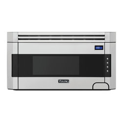 "Viking 3 Series 30"" Microwave Hood, Stainless Steel 