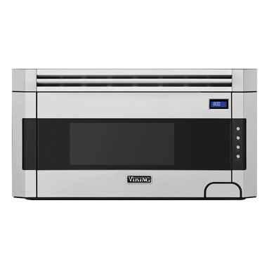 """Viking 3 Series 30"""" Microwave Hood, Stainless Steel 