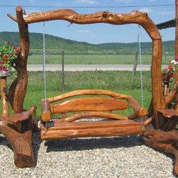 Kasslemann - A great Rustic Swing