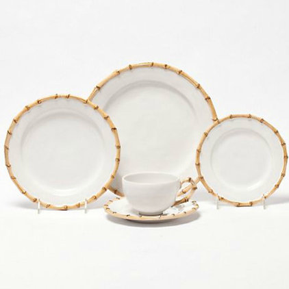 contemporary dinnerware by Gump's San Francisco