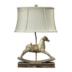 Dimond Lighting - 93-9161-LED Carnavale Table Lamp - Traditional Table Lamp from the Carnavale Collection by Dimond Lighting.
