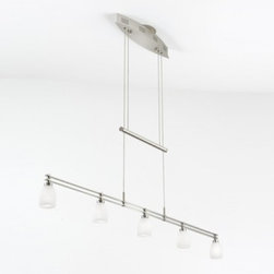 Holtkoetter | Low-Voltage Halogen Chandelier No. 5515/5 -