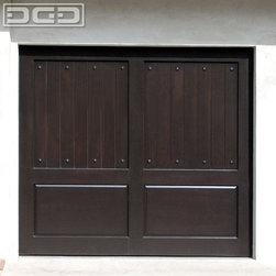 ECO-Friendly Custom Designed & Crafted Garage Doors Located in Palos Verdes, CA -