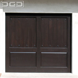 ECO-Friendly Custom Designed & Crafted Garage Doors Located in Palos Verdes, CA -