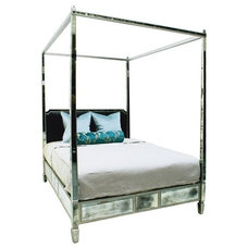 Eclectic Beds by Zinc Door