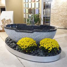 Bathtubs by StoneMar Natural Stone Company LLC