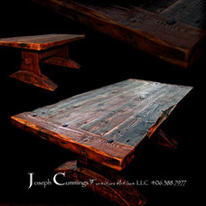 Dining Tables by Joseph Cummings Furniture Artisan LLC