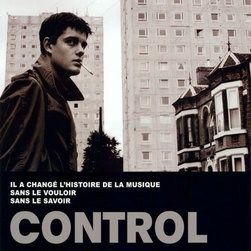 Control 27 x 40 Movie Poster - French Style A - Control 27 x 40 Movie Poster - French Style A Sam Riley, Samantha Morton, Craig Parkinson, Alexandra Maria Lara. Directed By: Anton Corbijn. Producer: Orian Williams Todd Eckert.