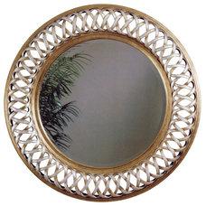 Mediterranean Mirrors by Carolina Rustica