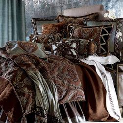 """Brompton Court"" Bed Linens -"