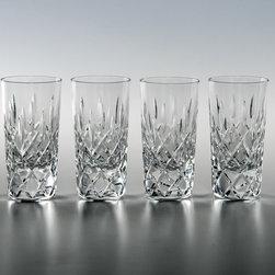 Elizabeth Vodka Glasses, Set of 4 (beautifully gift boxed) - www.ImperialCourt.com