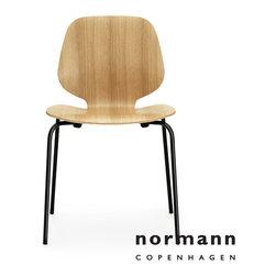 Normann Copenhagen My Chair Oak/Green Black - Normann Copenhagen My Chair Oak (minimum order of 2)