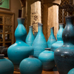 David Naylor Interior Design Santa Fe Showroom - Kate Russell