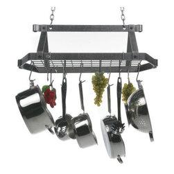 Modern Pot Racks Find Hanging Pot Rack Designs Online