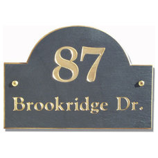 Contemporary House Numbers by Signature Hardware
