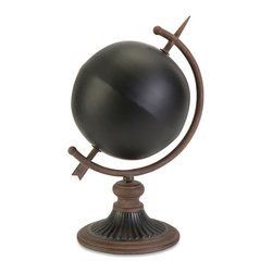 IMAX CORPORATION - Chalkboard Globe - Create your own planet by adding your own unique view of the world to this chalkboard globe. Find home furnishings, decor, and accessories from Posh Urban Furnishings. Beautiful, stylish furniture and decor that will brighten your home instantly. Shop modern, traditional, vintage, and world designs.