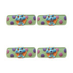 Borders Unlimited - Blues Clues Blue Room Drawer-Cabinet Handles Set of 4 - FEATURES: