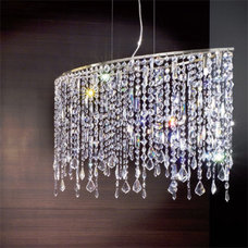 Eclectic Chandeliers by Lightology