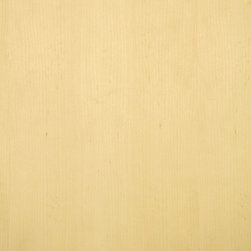 Quartered Maple Veneer - Quartered Maple veneer, sometimes referred to as white Maple, is tight grain and fine texture white to very light shades of tan in color. Available in a variety of backers and sizes.