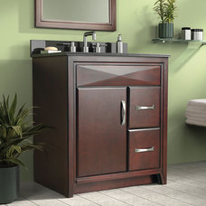 bathroom vanities and sink consoles Cavett Collection - by Foremost
