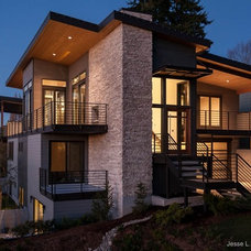 Contemporary  by dp Design | Build