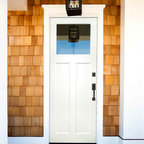 Smooth Skin Fiberglass Door Series - DRS3C -