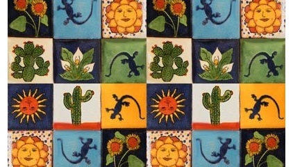 by Mexican Tiles