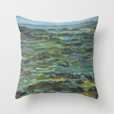 Tropical Pillows by APC Fine Arts & Graphics Gallery