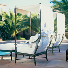Mediterranean Patio Furniture And Outdoor Furniture by FrinierAtelier