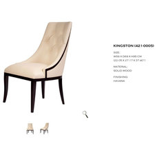 Transitional Dining Chairs by Chic Chic Chicago