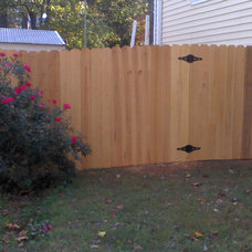 Traditional  by Alcovy Fence