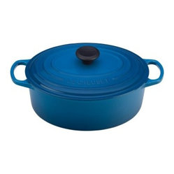 Le Creuset Marseille Signature Oval French Oven