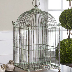 "Uttermost 19611 Tweet, Bird Cage Accessories - Get 10% discount on your first order. Coupon code: ""houzz"". Order today."