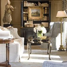 Mediterranean Living Room by Ebanista