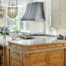 Kitchen by LG Construction + Development