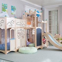 Rhapsody Bed 4 - www.cedarworks.com