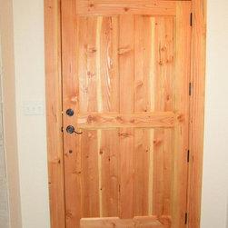 Custom Woodwork -