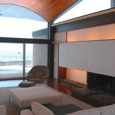 Modern  by SchappacherWhite Architecture D.P.C.