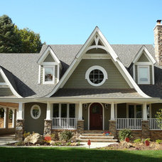 Traditional Exterior by Thomas J Ryan Jr - Architect