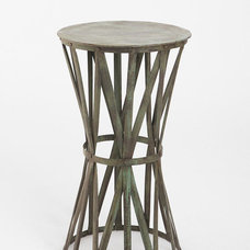 Eclectic Outdoor Side Tables by Urban Outfitters
