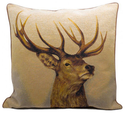 Traditional Decorative Pillows by Pedlars