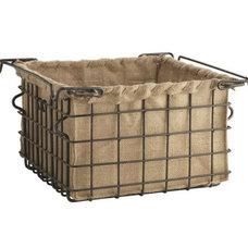 Contemporary Baskets by Wisteria