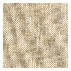 "Drapery Street - Burlap Way Drapery Panel, Linen,  84"" long,  designer ruched pleat - A Wonderful fabric that combines the texture of burlap with elegant colors and beautiful drape.  Available in 7 colors."