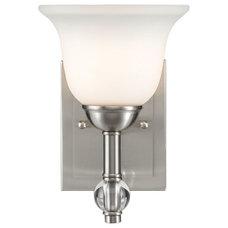 Transitional Bathroom Lighting And Vanity Lighting by Carolina Rustica