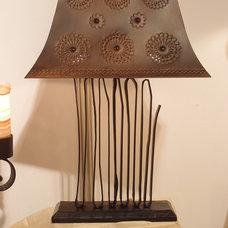 Eclectic Lighting by santangelolighting.com