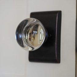 New Family Home - door hardware - Andrew McKinney