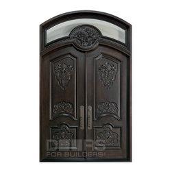 Heritage Collection (Custom Solid Wood Doors) - Custom Front Entry Door -  Heritage Collection - Doors For Builders Inc.